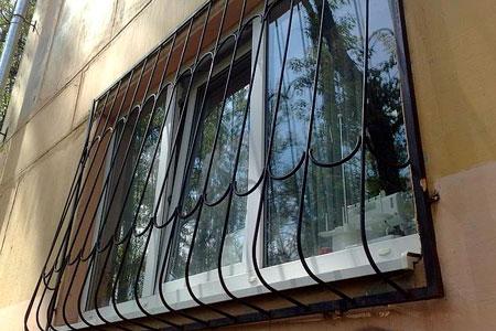 Новости: Дизайн-код Алматы: запрет наоконные решётки пересмотрят