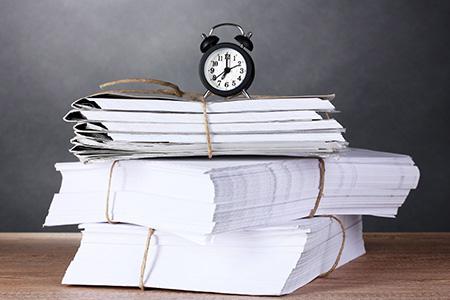 Статьи: Что делать при утере документов нажильё